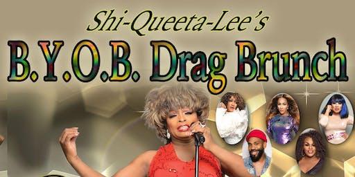 Shi-Queeta-Lee B.Y.O.B. Drag Brunch @ Highland Entertainment Hall
