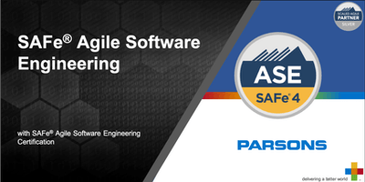 SAFe Agile Software Engineering 4.6 w/Certification