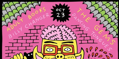 Lily Waters + Billy Changer Residency NIGHT THREE w/Adult Books + more!