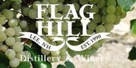 Free food and wine/spirit with Flag Hill Winery and Distillery tickets