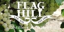 Free food and wine/spirit with Flag Hill Winery and Distillery