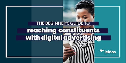 Reaching Constituents with Digital Advertising