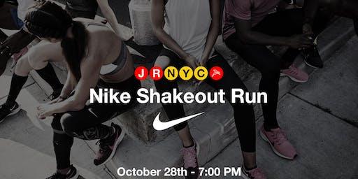 Nike Shake Out Run