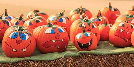 Halloween Pumpkin Painting for Young Adults tickets