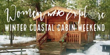 WWE PDX - Winter Coastal Cabin Weekend tickets