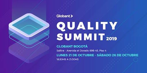 Quality Summit Bogotá