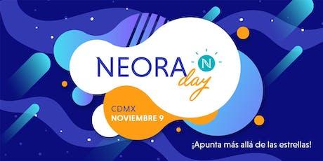 NEORA DAY CDMX entradas