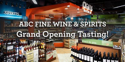 Jacksonville Grand Opening Wine Tasting