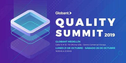 Quality Summit  Medellín