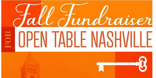 Open Table Nashville Annual Fundraiser