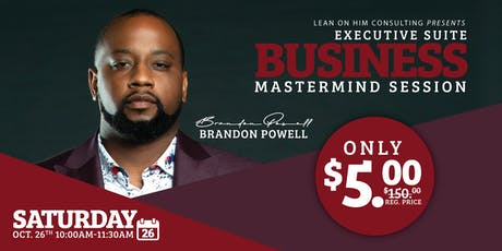 Executive Suite: Business Mastermind Session (Workonomy Hub) tickets