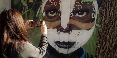 Lunes Feriado de Walking Tour Coghlan: arte urbano, paz suburbana entradas