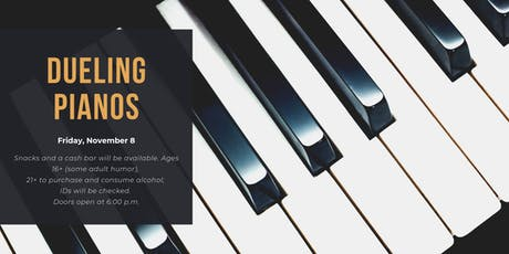 Dueling Pianos 2019 tickets