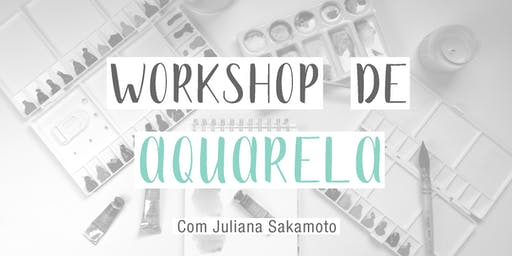 Workshop de aquarela