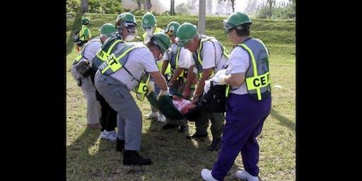 Firefighter Rehab Recruitment Meeting