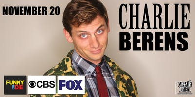 Comedian Charlie Berens Live In Naples, FL Off the hook comedy club
