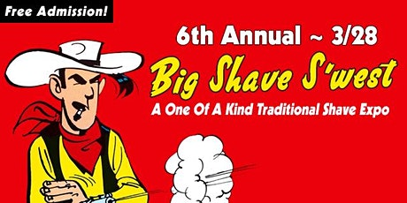 The Big Shave S'west tickets