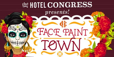 Face Paint Town tickets