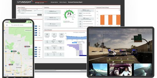 Telematics Lunch and Learn, sponsored by GPS Insight