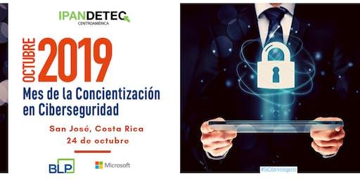 Costa Rica Cibersegura: Mes de la Concientización en ciberseguridad