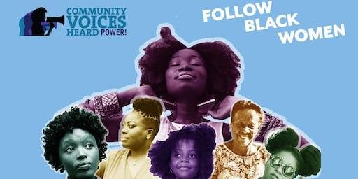 Follow Black Women Sister Circle - Staten Island