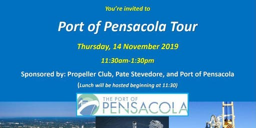 Port of Pensacola Tour