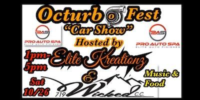 Octurbo Fest Car Show