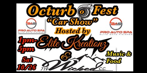 Octurbo Fest Car Show