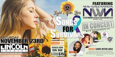 Songs for Survivors Benefit Concert