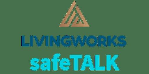 LivingWorks safeTALK Workshop