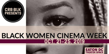 Black Women Cinema Week tickets
