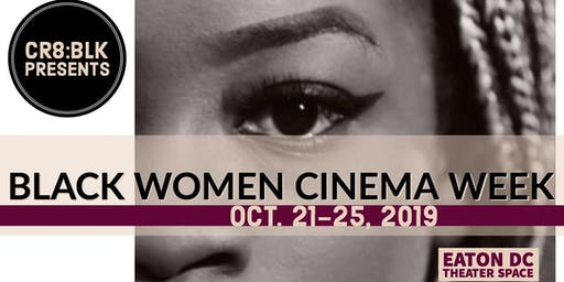 Black Women Cinema Week