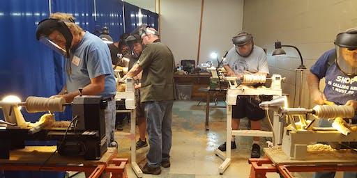 Basics of Wood Turning Workshop