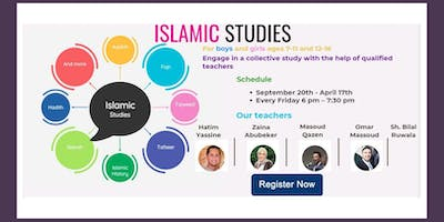 SRVIC Islamic Studies