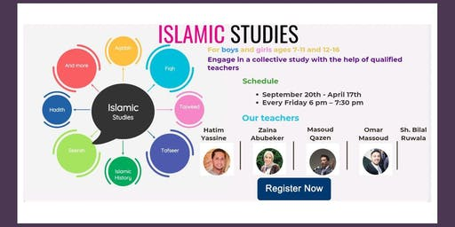 SRVIC Islamic Studies