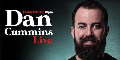 Dan Cummins (SPECIAL EVENT) tickets