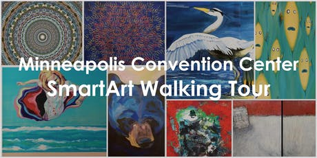 Art Walking Tour of the Minneapolis Convention Center with Art Force tickets