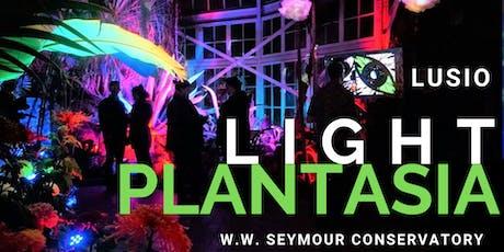 Light Plantasia tickets