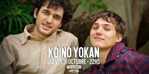 KOINO YOKAN en Villa Mercedes