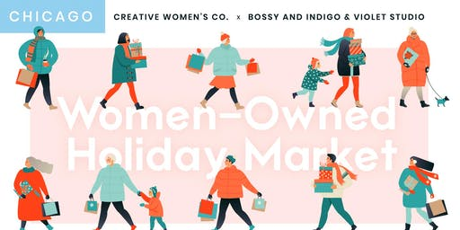 Women-Owned Holiday Market