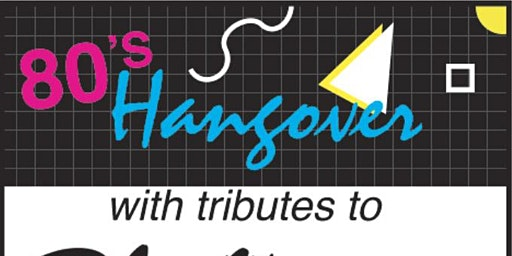 80s Hangover feat. Cured, Arena, Blonde Day, Careless Whisper