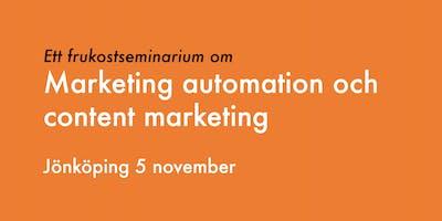 Marketing automation och content marketing