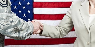 HireOne Business Networking Event for Veterans and ***** Family Members (Employer registration)