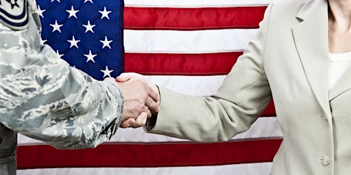 Hire One Business Networking Event for Veterans and Adult Family Members (Employer registration)