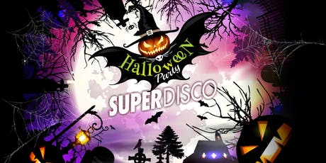 Superdisco Halloween mit Thomas Lizzara Tickets