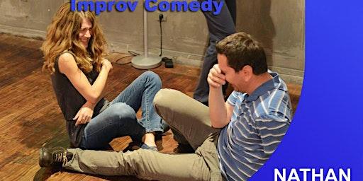 Basingstoke Improv: Weekend Fundamentals of Improv Comedy Class (Hampshire)
