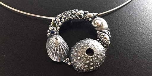 Silver Clay Inspired by the Seashore with Grainne Reynolds