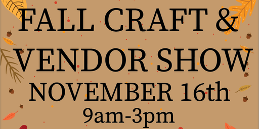 Fall Craft and Vendor Show
