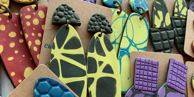 Creative Arts Workshop: Polymer Clay Jewelry Techniques w/ Shannon Tabor
