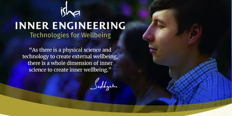 Learn Meditation - FREE Introduction to Inner Engineering program by Isha Foundation tickets